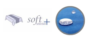 """Beschichtete Tischläufer Vlies """"Soft Selection Plus"""""""
