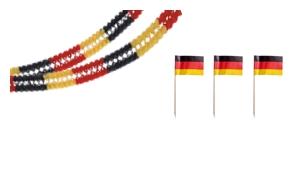 Deutschland Deko & Fanartikel