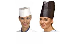 Einweghauben & Kochmützen