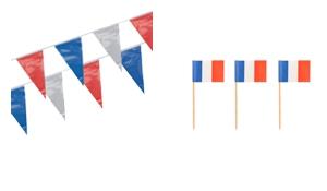 Frankreich Deko & Fanartikel