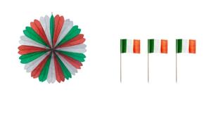 Italien Deko & Fanartikel