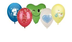 Motiv-Luftballons