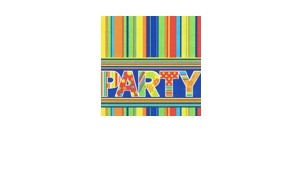 New Party Party-Set
