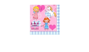 Prinzessin Party-Set