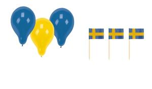 Schweden Deko & Fanartikel