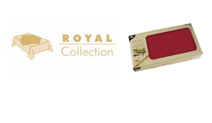 "Tissue Mitteldecken ""Royal Collection"""