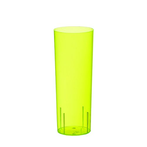 Longdrinkbecher PS 0,3 l Ø 5,85 cm · 15,2 cm gelb - Bild 1