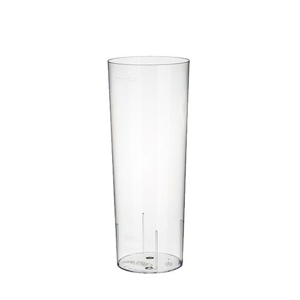 Longdrinkbecher PS 0,3 l Ø 5,85 cm · 15,2 cm glasklar - Bild 1