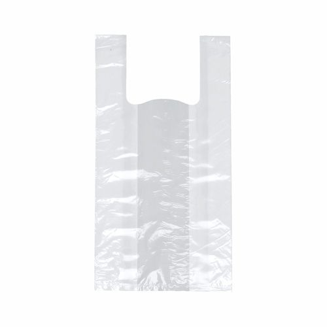 Hemdchenbeutel, HDPE 48 x 22 x 12 cm transparent Knotenbeutel - Bild 1