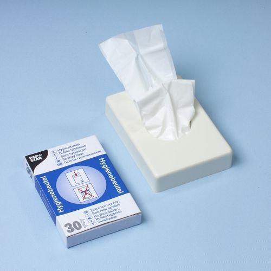 Hygienebeutel 28,5 x 8 x 7 cm im Spenderkarton - Bild 2