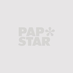 Menü-Teller, PP 2-geteilt Ø 21,9 cm · 2,6 cm weiss mit Anfasser - Bild 1